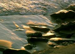 TWILIGHT AT THE BEACH...