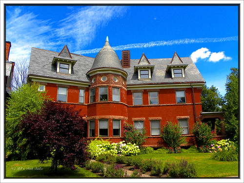 Buffalo Ny ~ Matham Houses - Historical