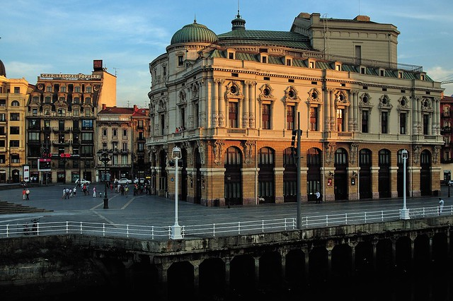 Bilbao teatro Arriaga