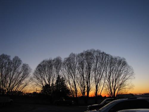 winter sunset sunsets southjersey salemcounty salemcountynj southernnj upperpittsgrovetwp upperpittgrovetwpnj