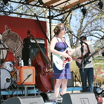 Sallie Ford and The Sound Outside at SXSW 2013