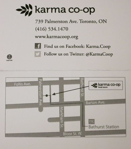 How to get to Karma Co-Op