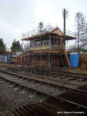 Market Bosworth Signal Box