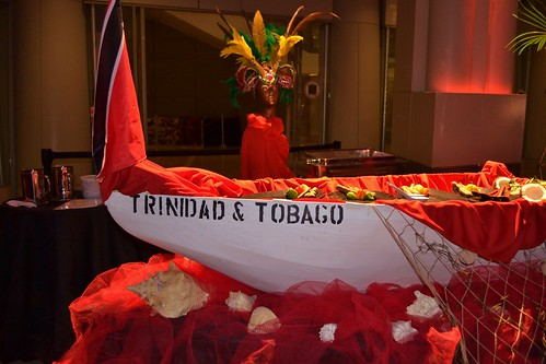Trinidad & Tobago Table Decor