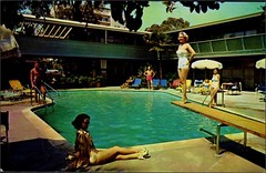 Cavalier Hotel Pool Los Angeles CA
