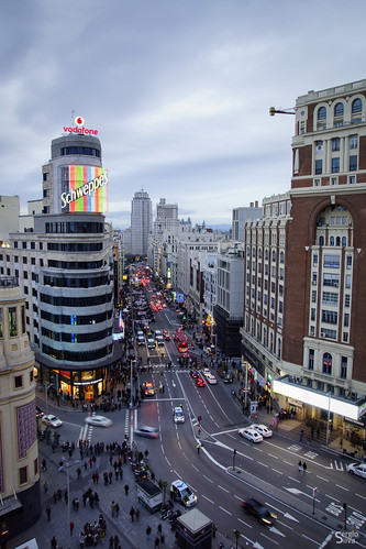 Madrid - Callao