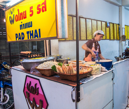 The Best Pad Thai in Chiang Mai