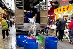 Mongkok Wet Market