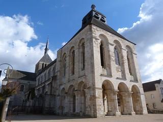 Foto de Saint Benoit sur Loire (Valle del Loira)