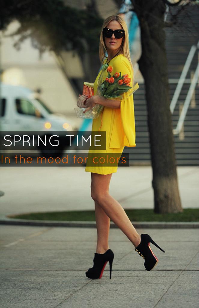 style lover vestido amarillo VI