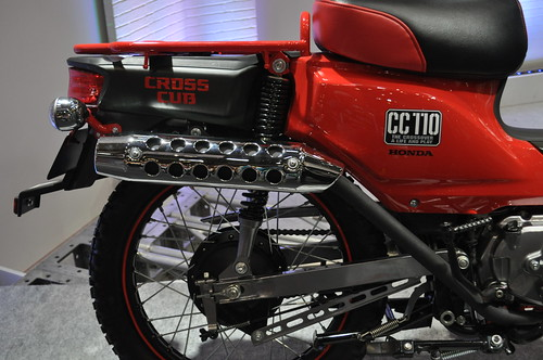 HONDA CC110 CROSS CUB by 48PRODUCT