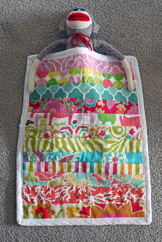 Claire's Birthday Quilt