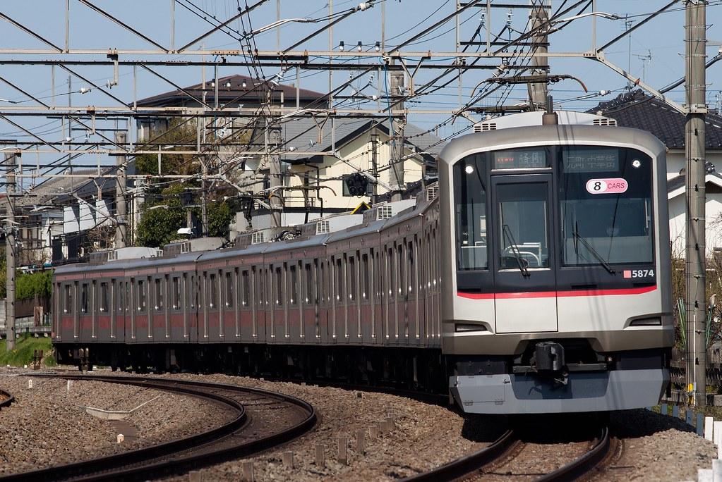 6808 Tōkyū 5174F