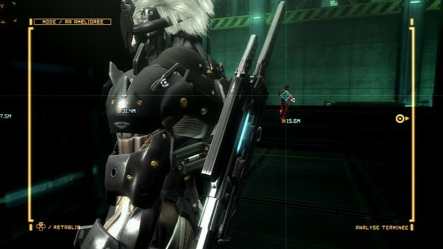 Metal Gear Rising : Revengeance - Screenshot 2