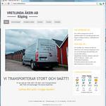 Vretlunda Åkeri har fått en ny hemsida