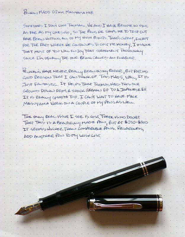 Pelikan M405