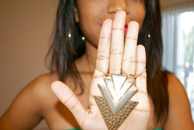 triangle-necklace