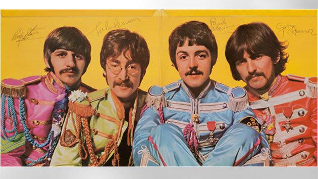 Beatles Sgt Pepper Album