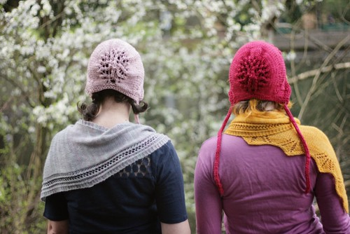 Conestoga Bonnets and Honey Orchard Shawls