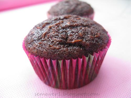kakaolu havuclu muffin
