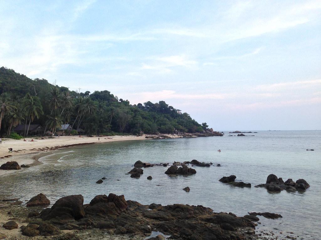 Beach at Haad Son