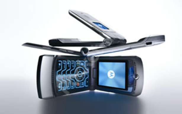 9. Motorola Razr V3