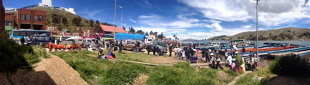 Madness at Lake Titicaca