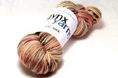 Gynx Yarns Luxe Sock Florence
