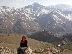 Looking Down to Xinaliq