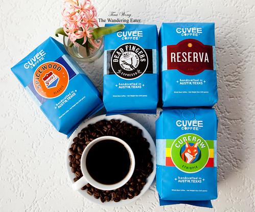 Cuvée Coffee Roaster (Austin, TX)