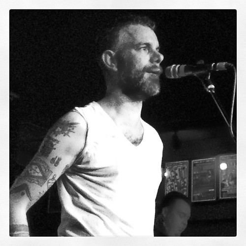 #lucero #bennichols #allsewnup by Big Gay Dragon