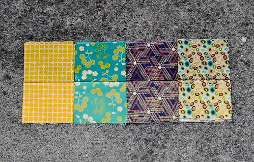 Fabric experimentation