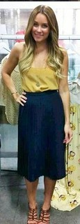 Lauren Conrad Camisole Vest Celebrity Style Women's Fashion