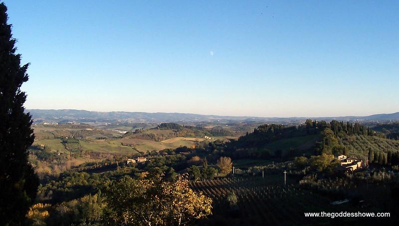 San Gimignano Sunset