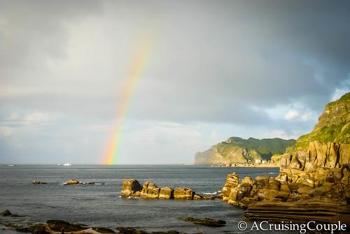 Long Dong Taiwan Rainbow
