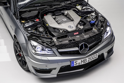 Mercedes-Benz C 63 AMG Edition 507 2013