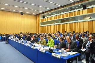 Official Opening of the 22nd Session of the Commission on Crime prevention and Criminal justice in Vienna