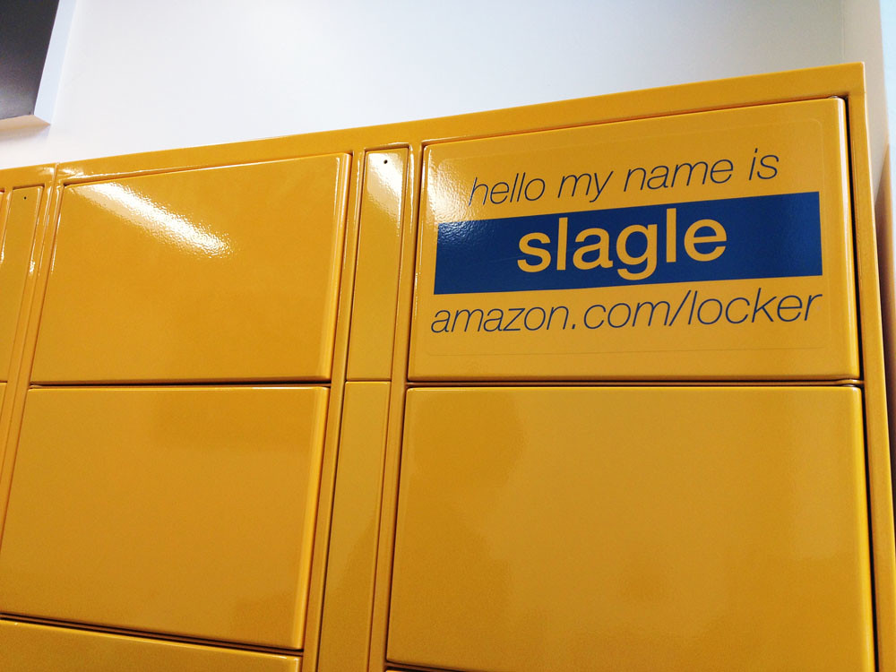Amazon Locker6