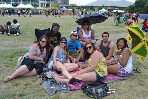 Austin Reggae Festival 2014