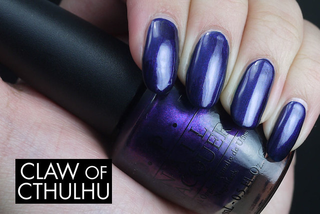 OPI Russian Navy Swatch