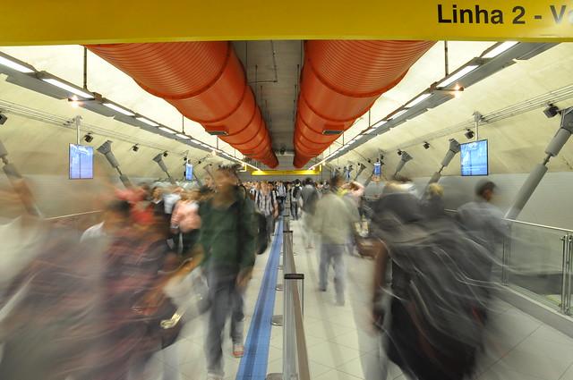 São Paulo subway