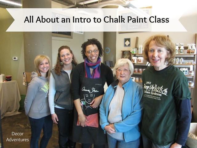 Intro to Chalk Paint