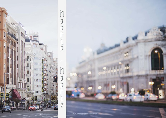 Abril: Un paseo por Madrid . Madriz {Planeta Dyp}