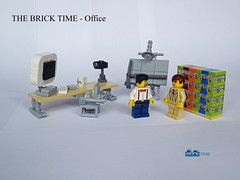 THE BRICK TIME - Office