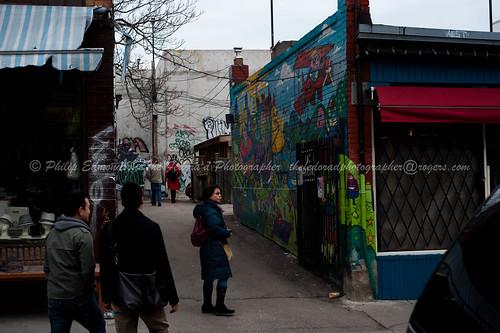 Brignt Alley