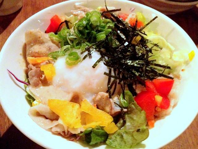 Ton Shabu Salad