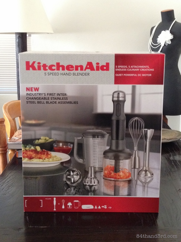 KitchenAid Giveaway - 84thand3rd