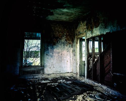 house abandoned dark lost decay farm north carolina forsaken rubex