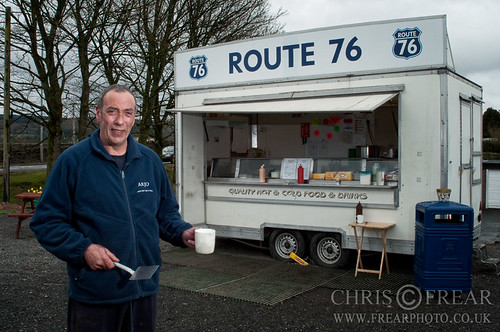 portrait rural work scotland countryside cafe nikon burger scottish 24mm trailer roadside dslr job greasyspoon dumfries closeburn sb800 d90 dumfriesshire offcameraflash strobist april2013
