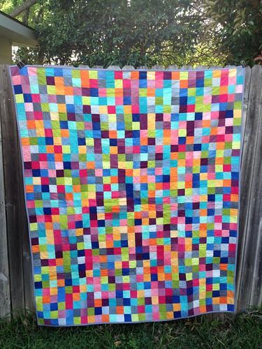Paintchip Quilt